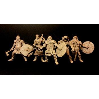 Drakkar warriors set
