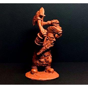 Dwarf berserk (brown)